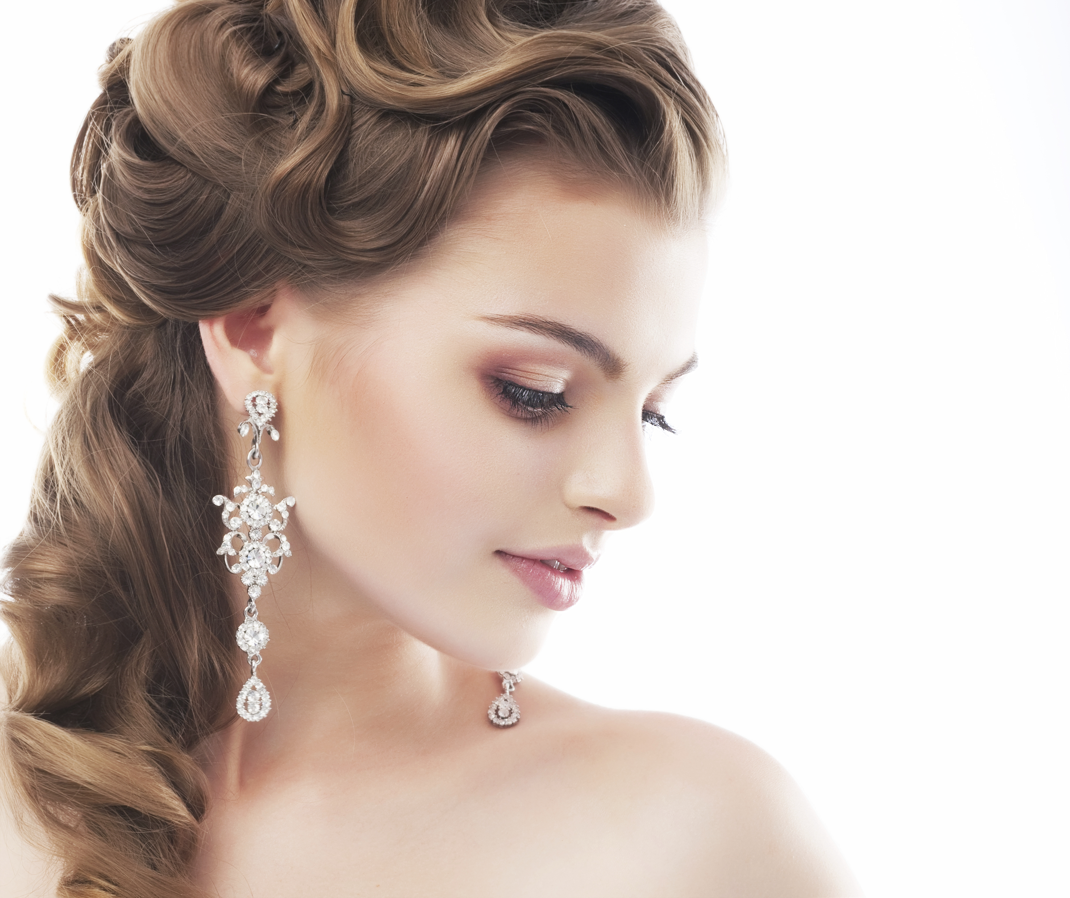 Take Your Wedding Hair style From Ceremony to Reception
