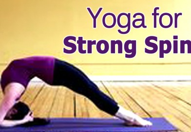 Yoga Asanas for Healthy And Strong Spinal Chord